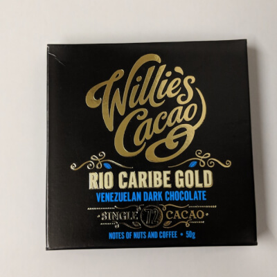 Willies Cacao Rio Caribe Gold