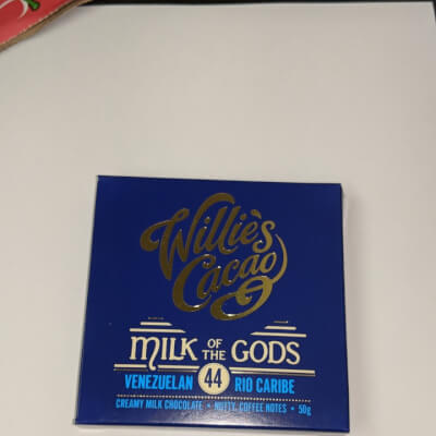 Willies Cacao Milk Of The Gods