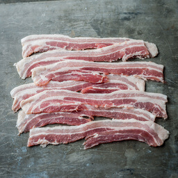 Streaky Bacon Smoked 250 G