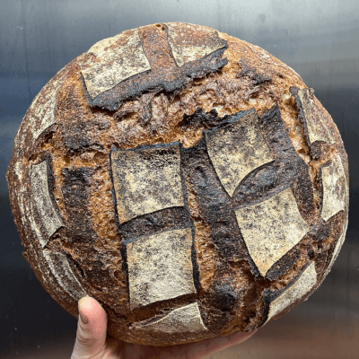 Family Sized Country Sourdough