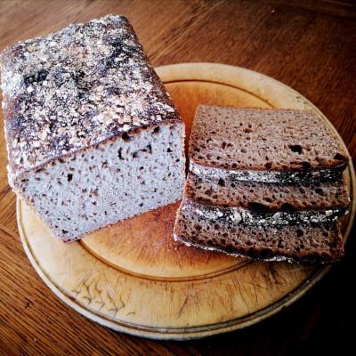 Wholemeal Spelt Tin Loaf - Large