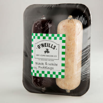 O Neills Dry Cure Mixed Pudding 454G