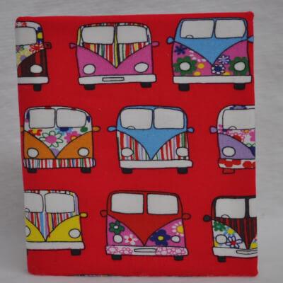 Camper Van A5 Notebook