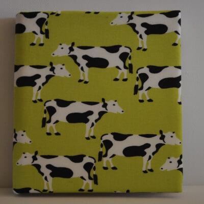 A6 Grazing Friesian Cow (Green)