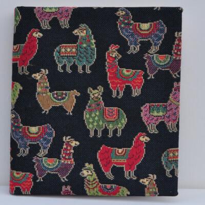 A6 Colourfull Llama