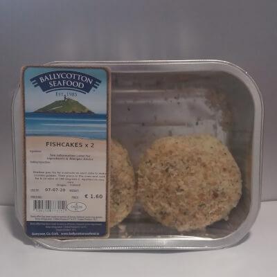 Fish Cakes X 2