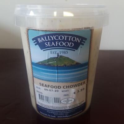 Seafood Chowder 500Ml