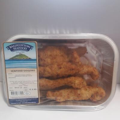Seafood Goujons