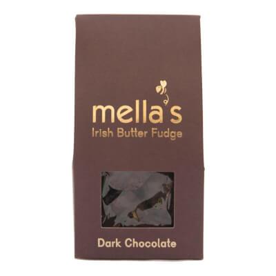 Dark Chocolate Fudge Pouch 175G