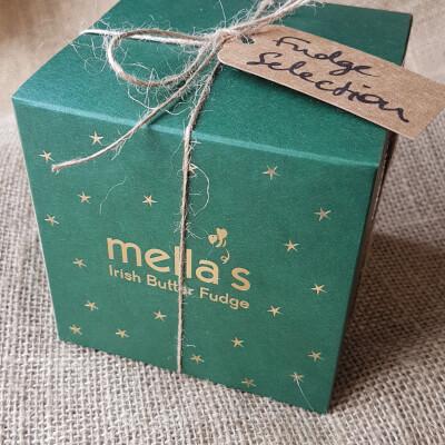Mella's Fudge Fudge Selection Gift Box 300G
