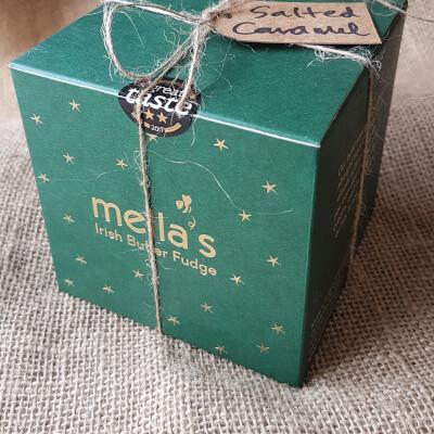 Mella's Fudge Salted Caramel Gift Box 300G