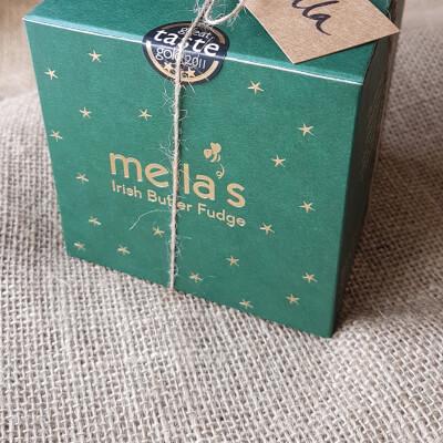 Mella's Fudge Vanilla Fudge Gift Box 300G