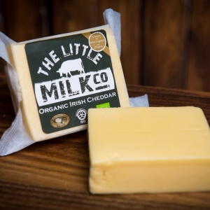 The Little Milk Co. Mature Organic Cheddar