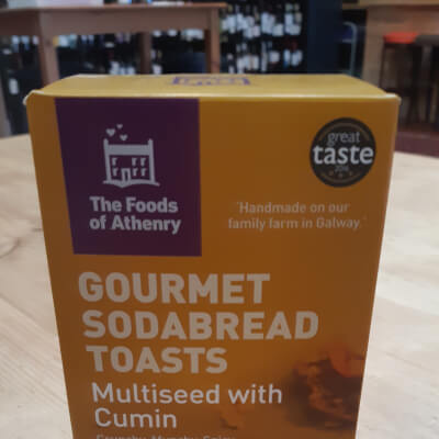 Athenry Toasts Multi-Seed And Cumin