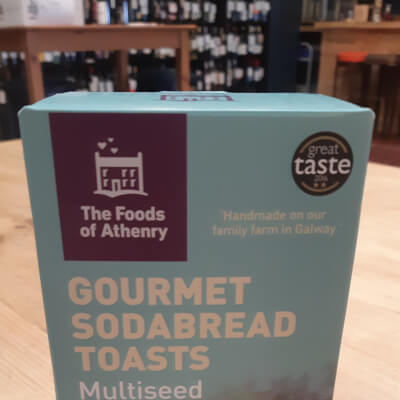 Athenry Toasts Multi-Seed