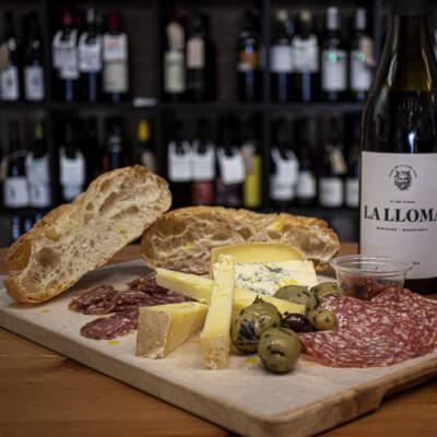 Twilight Charcuterie & Cheese Irish Platter