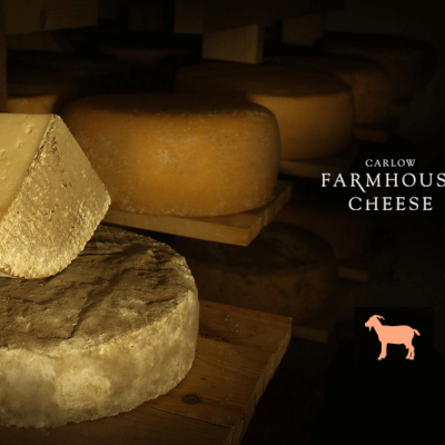 Carlow Goat's Tomme Cheese