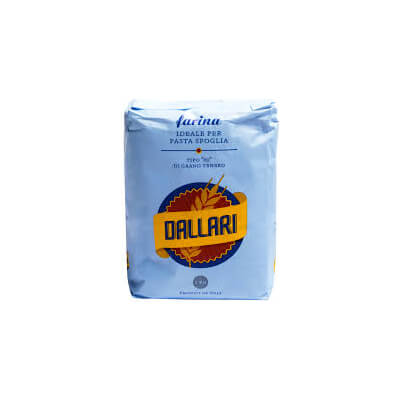"Dallari Wheat Flour Tipo ""00"""