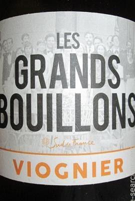 Les Bouillons Viognier
