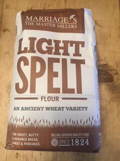 Spelt Flour - Marriages Light Spelt