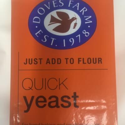 Quick Yeast - Doves