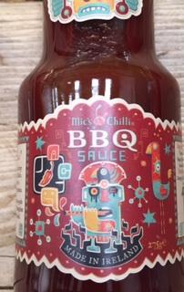 Mic's Chilli Bbq Sauce