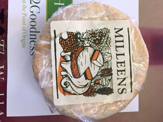Milleen's Cheese - Small Whole Cheese
