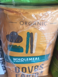 Wholemeal Strong Flour - Doves