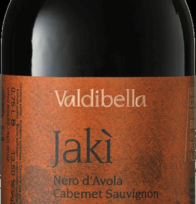 Valdibella Jaki - Nero D'avola/Cab Sicilia Doc