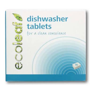 Ecoleaf Dishwasher Tablets
