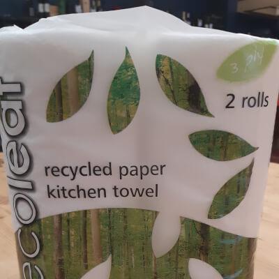 Eco Leaf Kitchen Paper