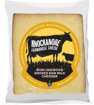 Knockanore Smoked Cheese