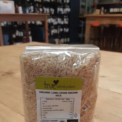 True Long Grain Brown Rice