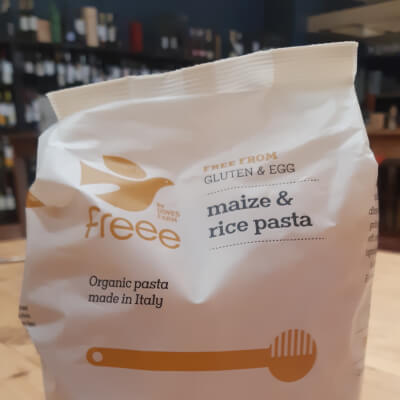 Doves Maize And Rice Pasta