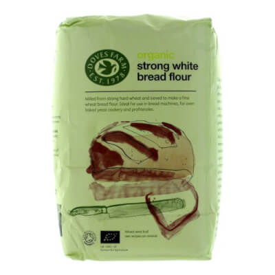 Doves Farm Organic Strong White Flour