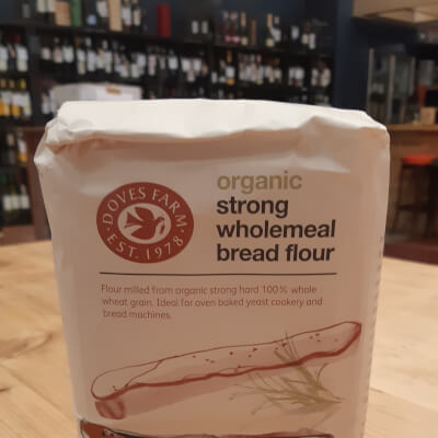 Doves Strong Wholemeal Flour