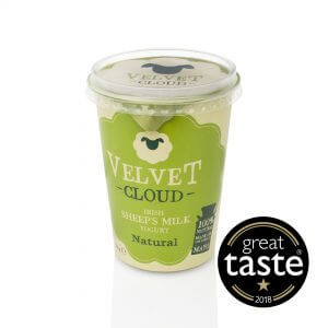 Velvet Cloud Irish Sheep'S Milk Yogurt Natural