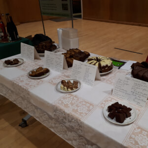 Jayne's Vegan Cakes (Formerly Frumpy Frome)