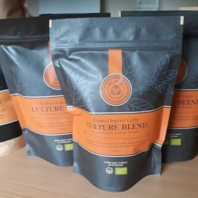 250G Culture Blend Organic Coffee Beans