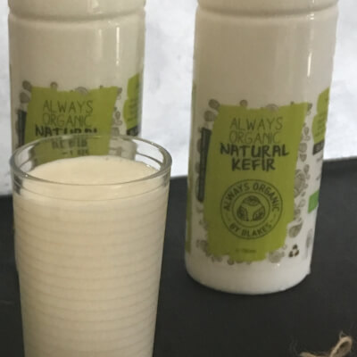 750 Ml Organic Milk Kefir- Natural