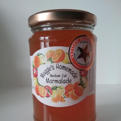 Maggie's Homemade Marmalade (Medium Cut)