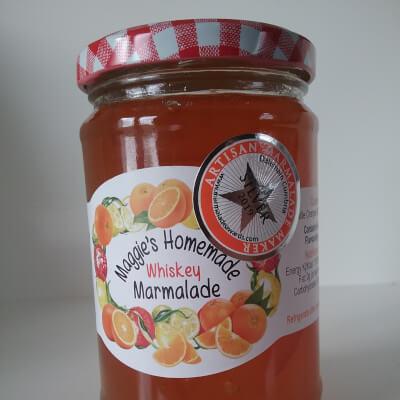 Maggie's Homemade Marmalade (Whiskey)