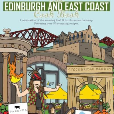 Edinburgh And East Coast Cookbook!