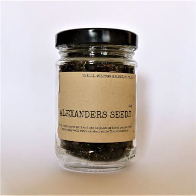 Dried Alexanders Seeds