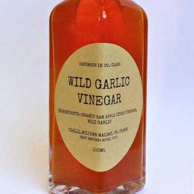 Wild Garlic Vinegar