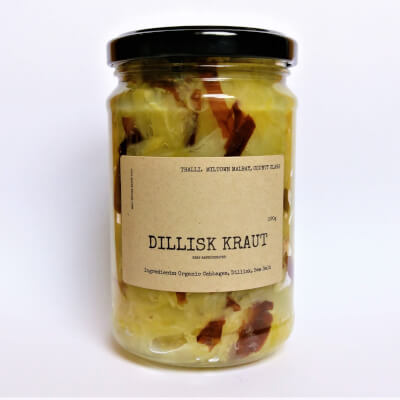 Dillisk Sauerkraut