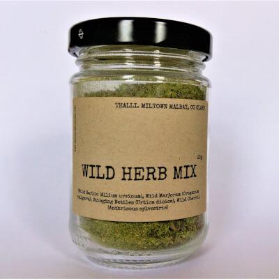 Dried Wild Herb Mix
