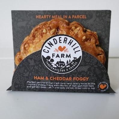 Ham & Cheddar Foggy