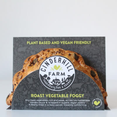 The Roast Vegetable Foggy (Suitable For Vegans)
