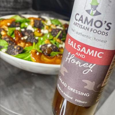 Camo's Balsamic & Honey Salad Dressing
